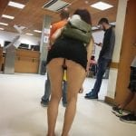 Yeah!!!! It's bottomless Friday at the office! Eva has just…